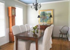 Why You Shouldn't Paint Your Dining Room Gray - The Decorologist