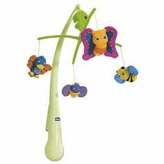 Brinquedo Mobile Primavera Chicco. R$125.10