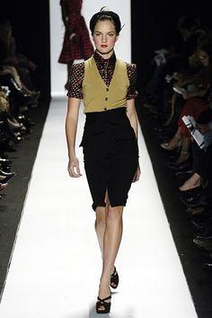 Diane von Furstenberg Fall 2006 Ready-to-Wear Collection Photos - Vogue