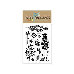 Paper Smooches - BOTANICALS 2 - Clear Stamps – Hallmark Scrapbook