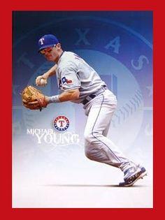 d073ee15e20 Michael Young. Josua Romero · Texas Rangers