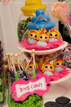 Kara's Party Ideas Lalaloopsy Girl Doll Sewing Cake Decor Birthday Party Planning Ideas