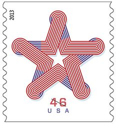 Postal Service launches Patriotic Star Stamps