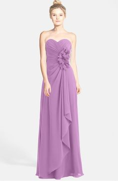 1bbfe26f802b Hippie Sweetheart Sleeveless Zip up Floor Length Bridesmaid Dresses Orchid Bridesmaid  Dresses, Prom Dresses,