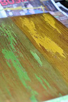 DIY Painting Techniques