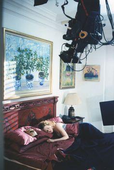 Eyes Wide Shut (1999) production still