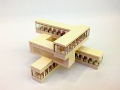 Sam Harris Lego Model 8 ©