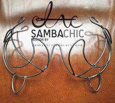 Horseshoe Cage Push Up Crafts Sambawear