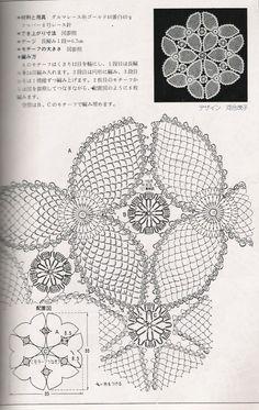Crochet_Ondori_Japones_Pineapples_1 - Soledad - Album Web Picasa