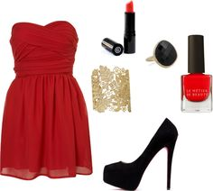 """Untitled #10"" by elsa-swanson on Polyvore"