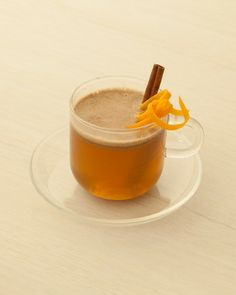Ever wondered how to make Hot Buttered Rum? Here you go.