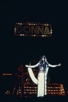 Donna Summer Style Evolution: Why We'll Always Remember The 'Queen of Disco' (PHOTOS)