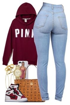 """Untitled #1453"" by power-beauty ❤ liked on Polyvore featuring moda, Michael Kors, Social Anarchy, MCM y Retrò"