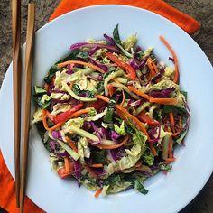 Veggie Pad Thai Salad