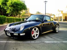 My buddy Cam's hot new stance and wheels on his Porsche 993 Carrera 4S. #everyday993 #Porsche