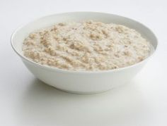 Scottish Porridge: Traditionally, porridge is stirred with a wooden rod called a 'Spirtle' or 'Spurtle', which looks a bit like a drumstick.Superstition has it that Scottish porridge should always be stirred clockwise - and preferably with your right hand - otherwise the Devil will come for the person doing the stirring! # Porridge is traditionally served in wooden bowls, and eaten standing up. Each spoonful should be dipped in a bowl of cream that's shared by everyone at the table
