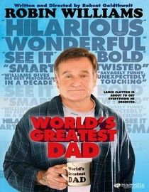 After his son (Daryl Sabara) dies in an awkward freak accident, high school poetry teacher Lance (Robin Williams) ghostwrites a suicide note to spare the family embarrassment. But when the note becomes an unexpected hit, Lance sees a chance to resurrect his writing career.