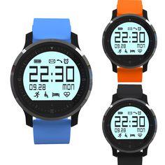 Smart Watch Armbanduhr Smartwatch IP67 Wasserdicht Pulsmesser Schrittzähler Colck Uhren für Android 4.3 IOS8 oder Höher //Price: $US $47.00 & FREE Shipping //     #clknetwork