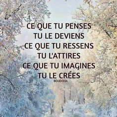citation - Nat c - Pin Positive Mind, Positive Attitude, Positive Quotes, Best Quotes, Life Quotes, Quote Citation, Positive Inspiration, Motivation Inspiration, French Quotes