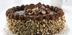 Sjokoladekake/Chocolate cake Chocolate Cake, Cereal, Breakfast, Food, Chocolate Pound Cake, Chocolate Cobbler, Choco Pie, Hoods, Meals