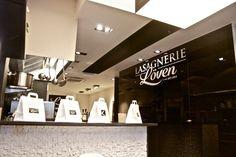 Eerste lasagnerie in België geopend in Parijsstraat