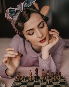 "Aida Đapo Muharemović on Instagram: ""Day 14: CHESS #lockdownphotochallenge2020 Since I was a kid I love playing chess, it's everything: art, science and sport. In this…"""
