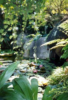 Water Garden near Xiamen, China