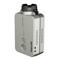 RunCam2 5-17V 1080 P 60FPS 40ms bassa latenza FPV cámara HD con Wi-Fi y batería extraíble, color  - plateado - http://www.midronepro.com/producto/runcam2-5-17v-1080-p-60fps-40ms-bassa-latenza-fpv-camara-hd-con-wi-fi-y-bateria-extraible-color-plateado/