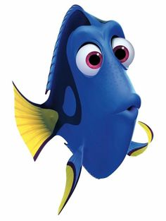 Finding Dory Clipart