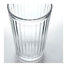 VARDAGEN Glass, clear glass - IKEA