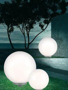 iluminacion exterior - Bing Imágenes