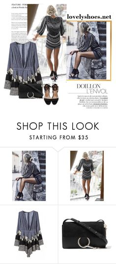 Sem título #650 by adrianabnu on Polyvore featuring moda, WithChic and Chloé