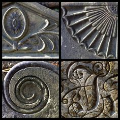 Architectural Patterns from a northern town, UK