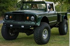 1981 Jeep extended cab Dana 60 rear axle, with factory LSD locker Jeep Pickup, Jeep 4x4, Jeep Truck, Dodge Trucks, Custom Trucks, Cool Trucks, Pickup Trucks, Navara D40, Badass Jeep