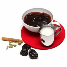 S Chocolate Fondue, Panna Cotta, Deserts, Spices, Tableware, Ethnic Recipes, Traditional, Food, Christmas