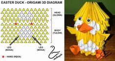 Hej,       Poniżej zamieszczam diagram , przy pomocy którego możecie wykonać kaczkę Wielkanocną . Jest on dość prosty, więc nie powinniście...