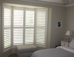 View A Range Of Bay Window Shutters From Shuttersouth Hampshire S Leading Shutter Design And Installation