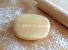 Pasta frolla base (con meno burro)
