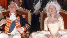 The Madness of King George (1994) stars Nigel Hawthorne as King George III and Helen Mirren as Queen Charlotte.