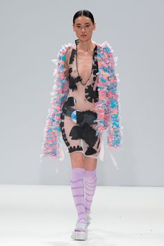 Typical Freaks LFW SS16