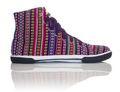 INKKAS® Footwear offers online shoes, sneakers and boots that brings the world together. Aztec Shoes, Eggplant Color, Amazon Rainforest, High Tops, Kicks, Bling, Baba Ganoush, My Style, Sneakers