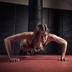 Love 'em (which we can imagine only crazy people do) or hate 'em, burpees are one exercise that's here to stay. Originally used in the military during boot camps and basic training to instill