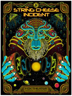 String Cheese Incident - Oakland, CA 14'