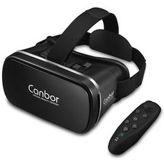 Canbor VR Goggles with Controller