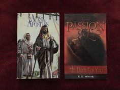 Ellen G White Duo: The Acts of the Apostles ~ The Passion of Love EGW SDA Books
