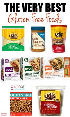 best-of-gluten-free foods! @evolfoods @udisglutenfree @glutino @earth_balance  Pin the product graphic to one of your boards. tag @evolfoods @udisglutenfree @earthbalance @glutino
