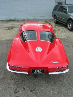 1963 Split window Chevrolet Corvette Sting Ray My number favorite 63 Corvette Stingray, Corvette C2, Classic Corvette, Chevrolet Camaro 1969, Pontiac Gto, Lifted Ford Trucks, Mustang Cars, Us Cars, Bugatti Veyron