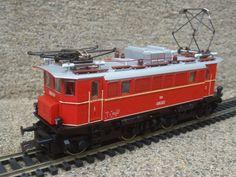 LILIPUT 113 locomotive électrique autrichienne ÖBB 1245 via ANTIQUE MARCBEA. Click on the image to see more!