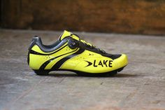 Lake CX175 Flo Yellow & Black