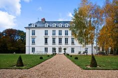 French property, houses and homes for sale in LA CROIX EN TOURAINE Indre_et_Loire Centre France by the French estate agents Monumental Architecture, Neoclassical Architecture, Beautiful Architecture, Beautiful Buildings, Beautiful Homes, Classic Architecture, Extravagant Homes, Elegant Homes, Amboise France